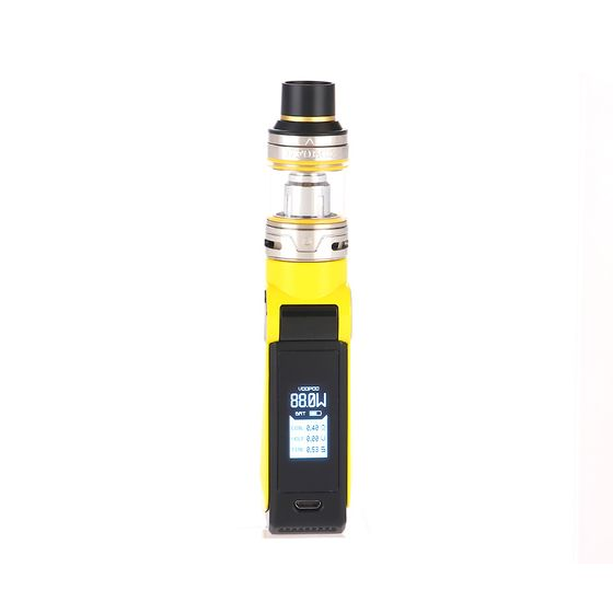 authentic VOOPOO MOJO 88W with UFORCE TC Starter Kit 2600mAh