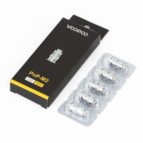 VOOPOO PnP Coil for Drag Baby Trio 5pcs UK supplier