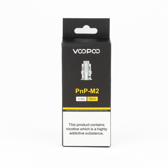 VOOPOO PnP Coil for Drag Baby Trio 5pcs UK wholesale