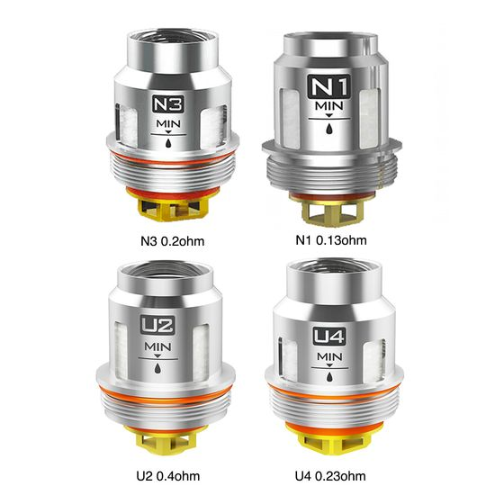 VOOPOO UFORCE Replacement Coil 5pcs for wholesale