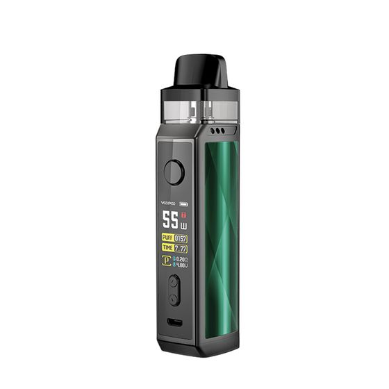 wholesale VOOPOO VINCI X 70W Pod Kit Dazzling Green TPD Edition