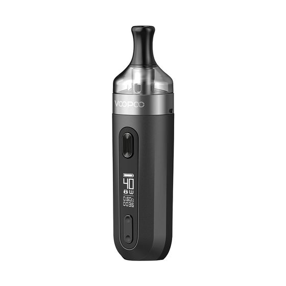 VOOPOO V.SUIT 40W VW Pod Kit 1200mAh Color: Black | Type: TPD Edition UK shop