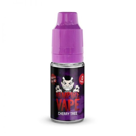 Vampire Vape Cherry Tree E-Liquid 10ml UK shop