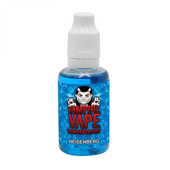 Vampire Vape Heisenberg Flavour Concentrate 30ml for wholesale