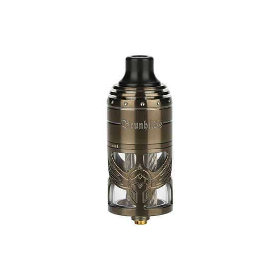 UK supplier Vapefly Brunhilde MTL RTA 2ml Type: 2ml TPD Edition | Color: Gunmetal