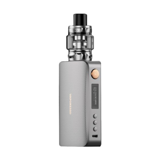 UK shop Vaporesso GEN 220W TC Kit with SKRR-S Silver 2ml TPD Edition