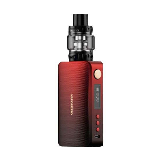 cheap Vaporesso GEN 220W TC Kit with SKRR-S Black Red 2ml TPD Edition