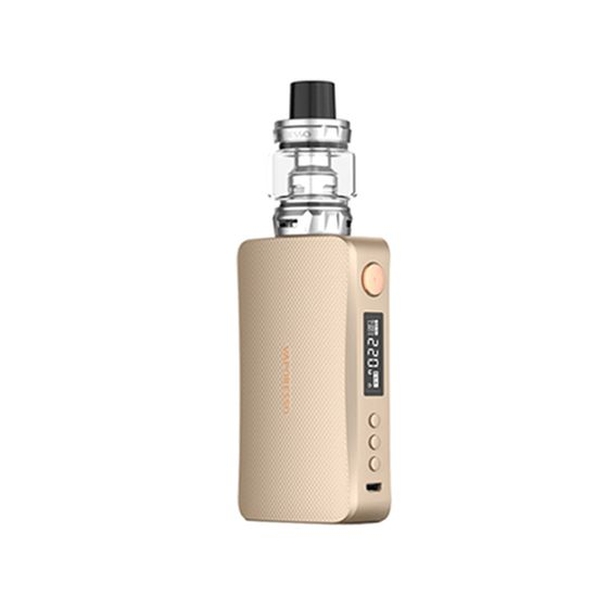 UK supplier Vaporesso GEN 220W TC Kit with SKRR-S Gold  2ml TPD Edition