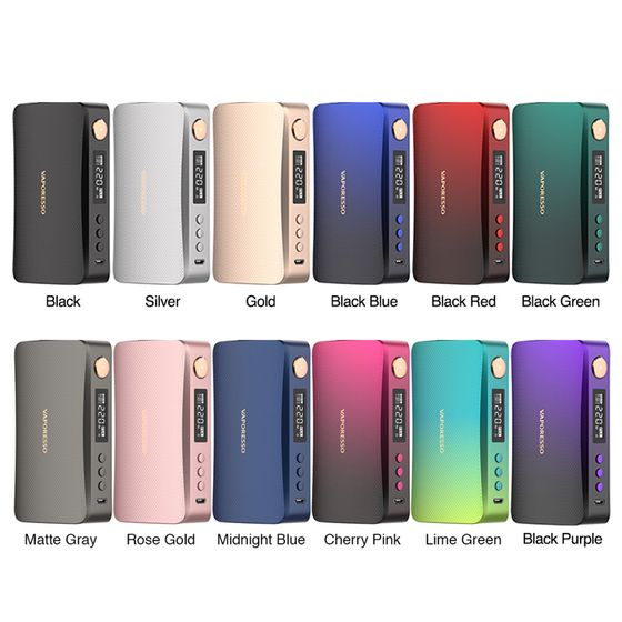 wholesale price Vaporesso GEN S 220W TC Box MOD