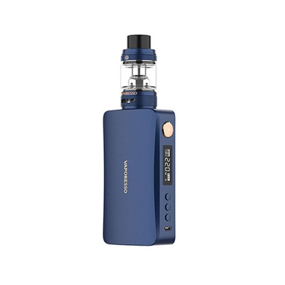 UK shop Vaporesso GEN S 220W TC Kit With NRG-S Tank Color: Midnight Blue | Type: TPD Edition
