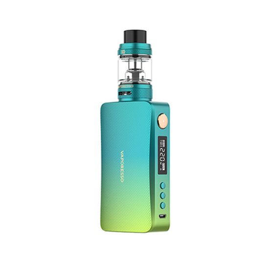 Vaporesso GEN S 220W TC Kit With NRG-S Tank Color: Lime Green | Type: TPD Edition UK shop