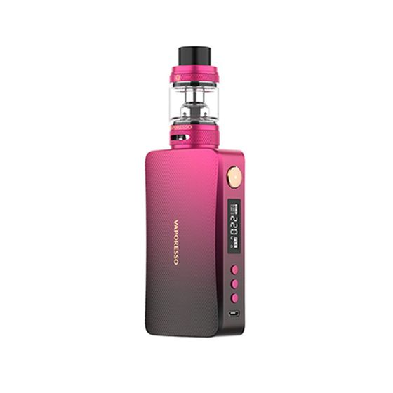 wholesale Vaporesso GEN S 220W TC Kit With NRG-S Tank Color: Cherry Pink | Type: TPD Edition