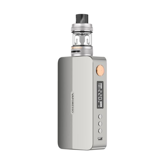 Vaporesso GEN X 220W Kit with NRG-S Mini Tank Color: Space Grey | Type: TPD Edition for wholesale