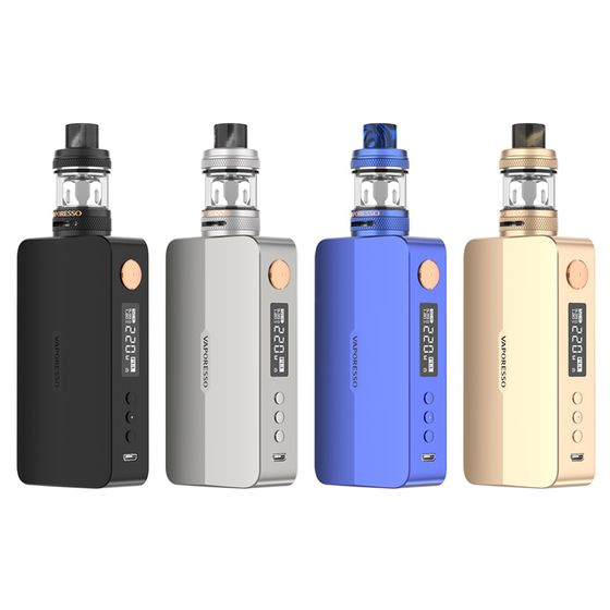 UK supplier Vaporesso GEN X 220W Kit with NRG-S Mini Tank