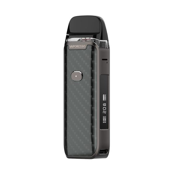 Vaporesso LUXE PM40 Pod Kit 1800mAh Color: Carbon Fiber | Type: TPD Edition authentic