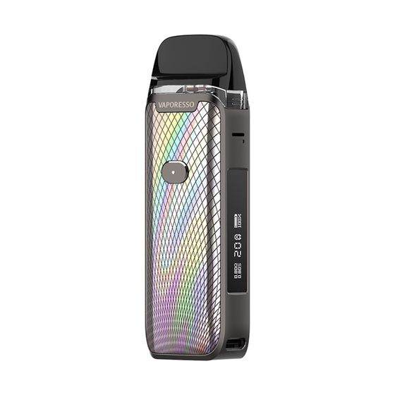 Vaporesso LUXE PM40 Pod Kit 1800mAh Color: Silver | Type: TPD Edition UK wholesale
