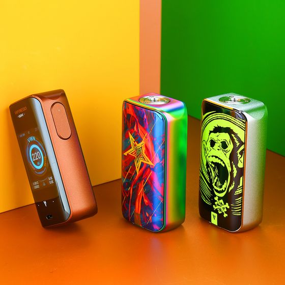 UK store Vaporesso Luxe 220W Touch Screen TC MOD