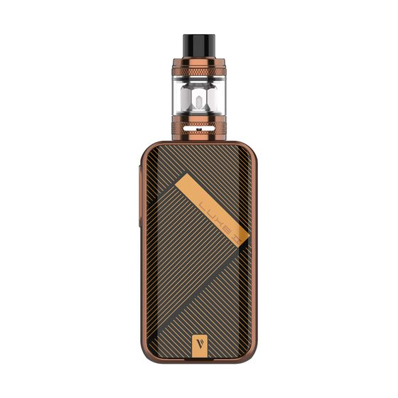 wholesale Vaporesso Luxe II 220W TC Kit with NRG-S Tank Color: Bronze Stripe | Type: TPD Edition