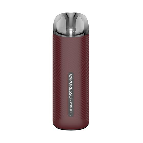 Vaporesso OSMALL Pod Kit 350mAh Color: Dark Red | Type: 2ml TPD Edition UK supplier