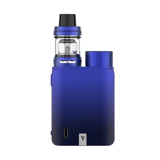 authentic Vaporesso Swag II 80W TC Kit with NRG SE Mini Blue TPD Edition