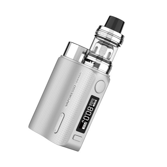 UK supplier Vaporesso Swag II 80W TC Kit with NRG SE Mini