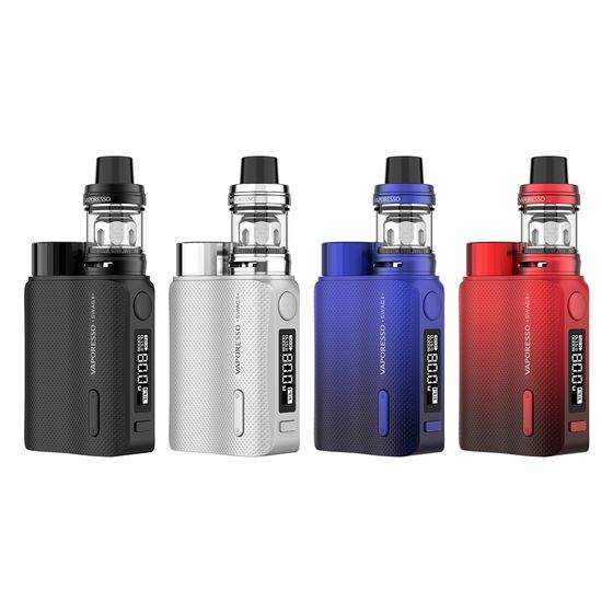 Vaporesso Swag II 80W TC Kit with NRG SE Mini UK store