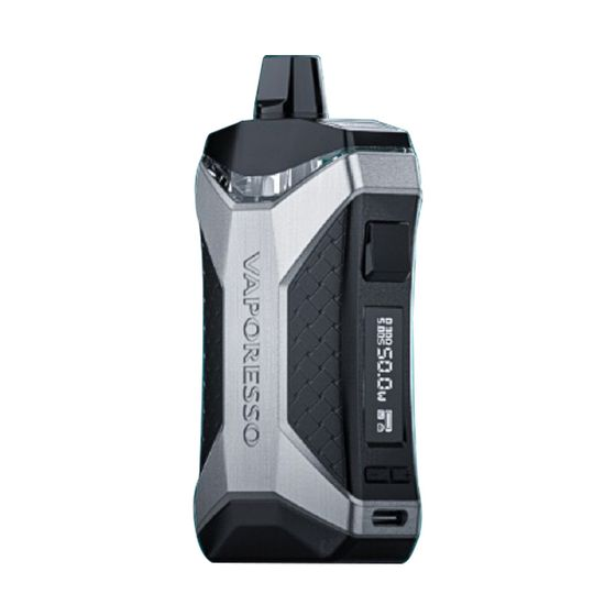 for wholesale Vaporesso XIRON 50W Pod System Kit 1500mAh Type: TPD Edition | Color: Silver