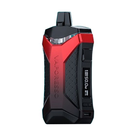Vaporesso XIRON 50W Pod System Kit 1500mAh Type: TPD Edition | Color: Red UK supplier