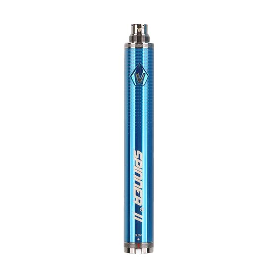 Vision Vapros Spinner 2 eGo VV Battery 1600mAh Blue UK supplier