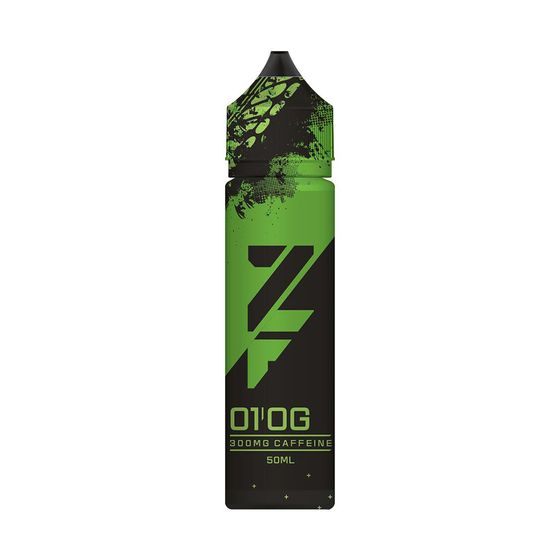 wholesale price Z FUEL 50ml Shortfill by Zap Juice Flavor: Original | Strength: 0mg/ml