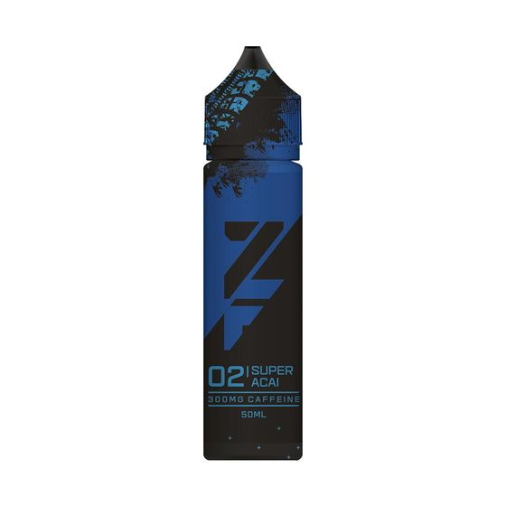 Z FUEL 50ml Shortfill by Zap Juice Flavor: Super Acai | Strength: 0mg/ml cheap