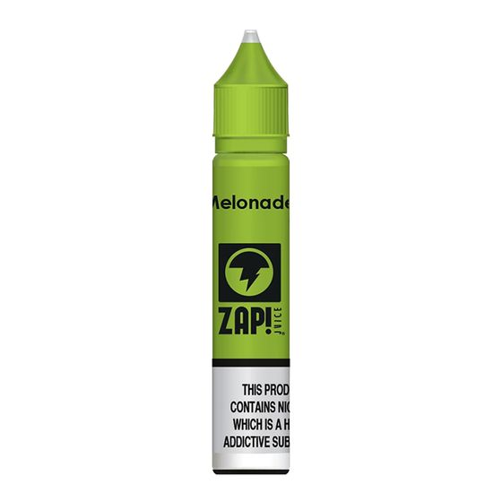 ZAP! 10ml NicSalts 20mg by Zap Juice Flavor: Melonade | Strength: 20mg/ml for wholesale