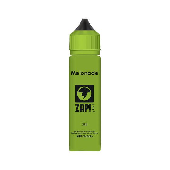 Zap 50ml Shortfill by Zap Juice Flavor: Melonade | Strength: 0mg/ml UK supplier