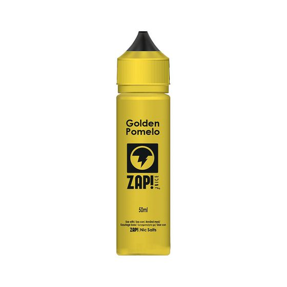 wholesale price Zap 50ml Shortfill by Zap Juice Flavor: Golden Pomelo | Strength: 0mg/ml