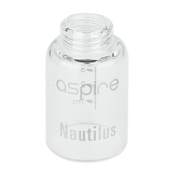 shop Aspire Nautilus Replacement Glass Tube 5ml