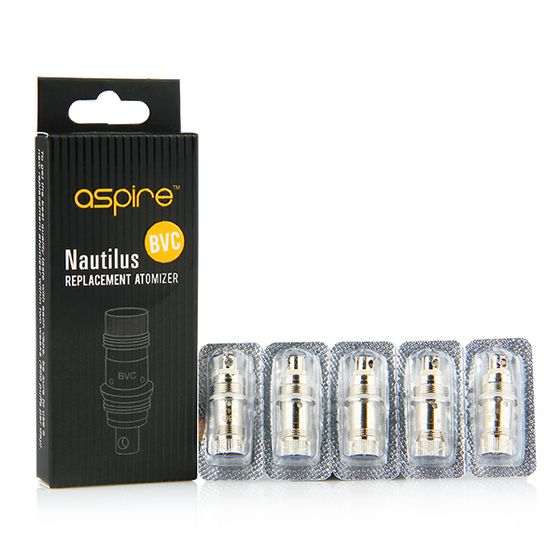 Aspire Nautilus BVC Head 5pcs cheap