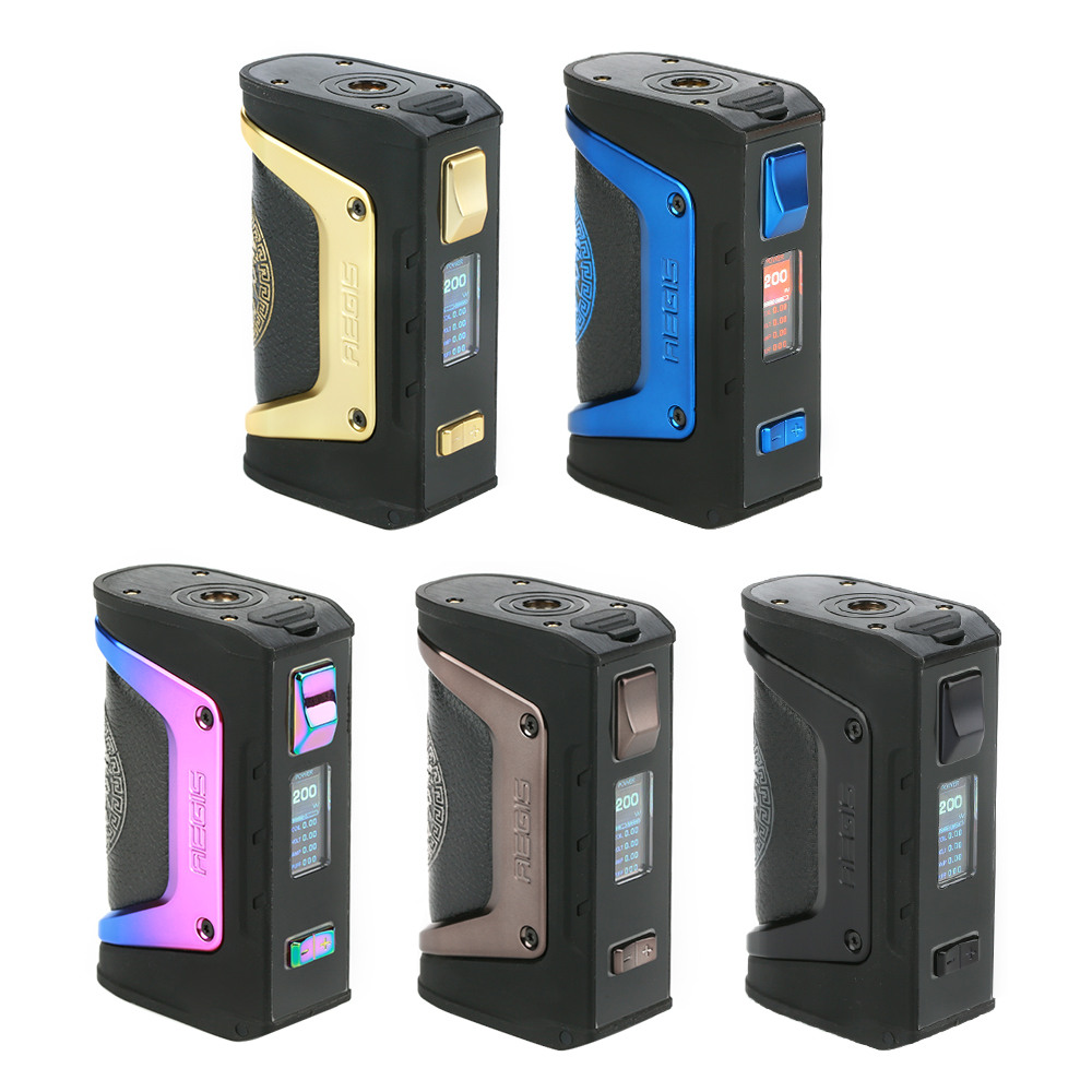 SELLER 100/% Authentic Aegis Legend 200W TC Mod U.S