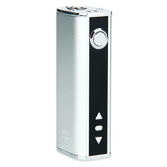 shop Eleaf iStick 40W TC Express Kit 2600mAh Color: Silver