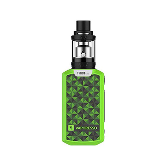 get Vaporesso Tarot Nano 80W TC Kit 2500mAh Color: Green | Type: TPD-English Version