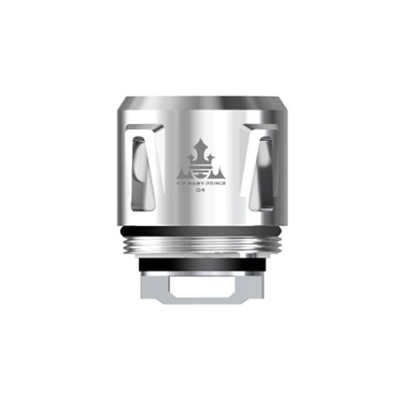 low price SMOK V8 Baby Replacement Coil 5pcs Resistance: V8 Baby-Q4 0.4ohm | Type: TPD-English Version