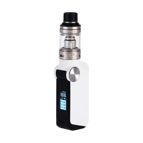 VOOPOO MOJO 88W with UFORCE TC Starter Kit 2600mAh Color: White | Type: TPD Edition shop