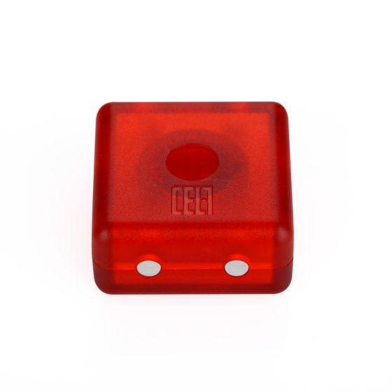 cheap KIZOKU Cell Atty Stand 10pcs Color: Frosted Red | Material: Polycarbonate