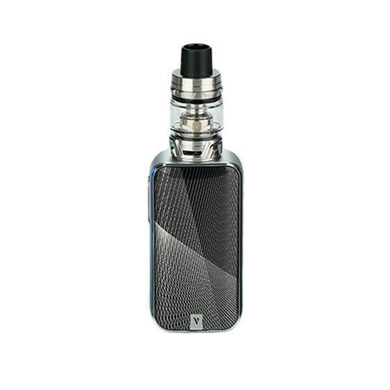 original Vaporesso Luxe 220W Touch Screen TC Kit with SKRR Color: Silver | Type: TPD Edition