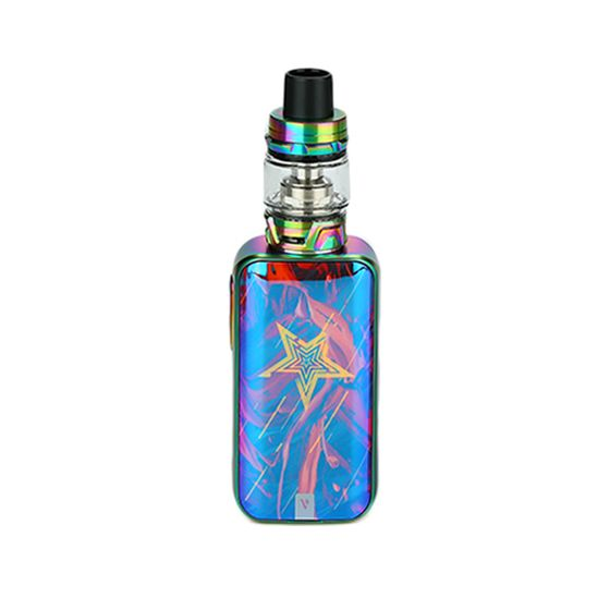 original Vaporesso Luxe 220W Touch Screen TC Kit with SKRR Color: Rainbow | Type: TPD Edition