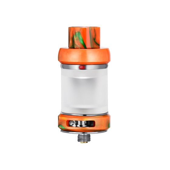 shop Freemax Mesh Pro Subohm Tank 2ml Color: Orange | Type: Resin TPD Version