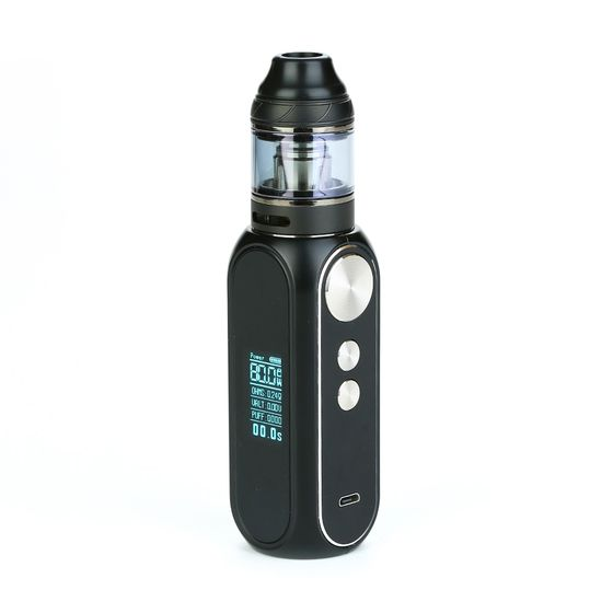 OBS Cube VW Kit with Mesh Tank 3000mAh Color: Black | Type: 2ml TPD Edition low price