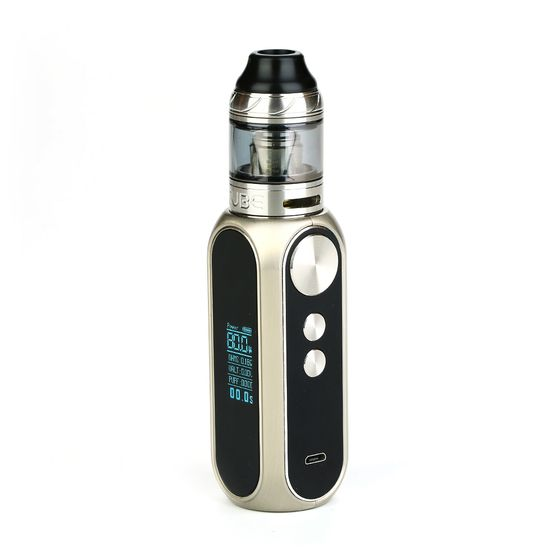 OBS Cube VW Kit with Mesh Tank 3000mAh Color: Chrome | Type: 2ml TPD Edition authentic