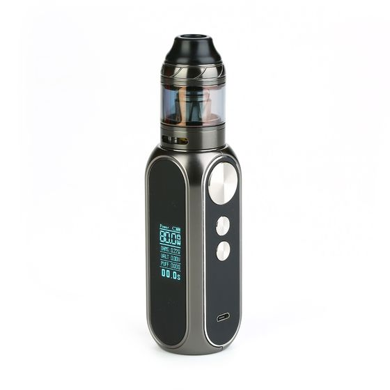 shop online OBS Cube VW Kit with Mesh Tank 3000mAh Color: Gunmetal | Type: 2ml TPD Edition
