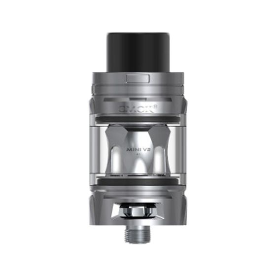 SMOK TFV Mini V2 Tank 2ml Type: EU Edition | Color: Stainless Steel online shop