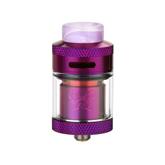 get Hellvape Dead Rabbit RTA 2ml  Color: Purple | Type: 2ml TPD Editon for UK/Spain